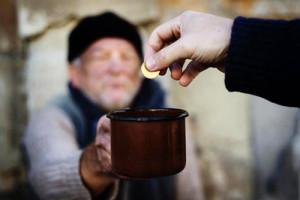 empati pada orang miskin