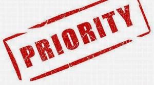 prioritas utama