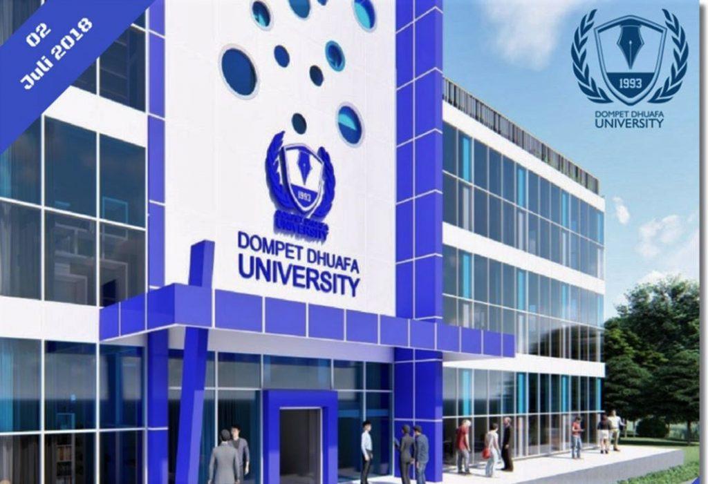 Dompet Dhuafa University, kampus berbasis wakaf