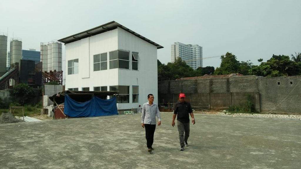 Pembangunan Khadijah Learning Center, Khadijah Learning Center