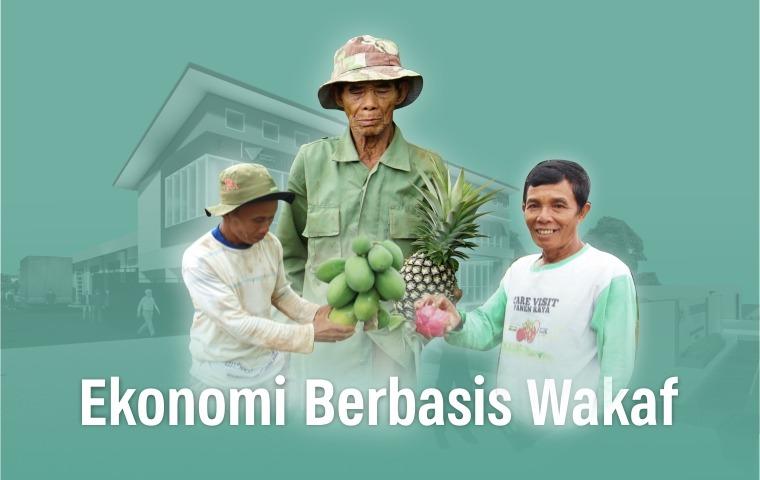 Ekonomi Berbasis Wakaf