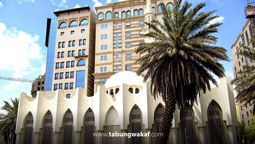 Hotel-Utsman-bin-Affan