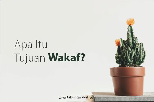 Apa Itu Manfaat Wakaf