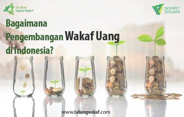 Pengembangan Wakaf Uang di Indonesia