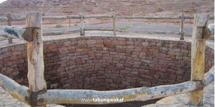 Wakaf-Sumur-Utsman-bin-Affan