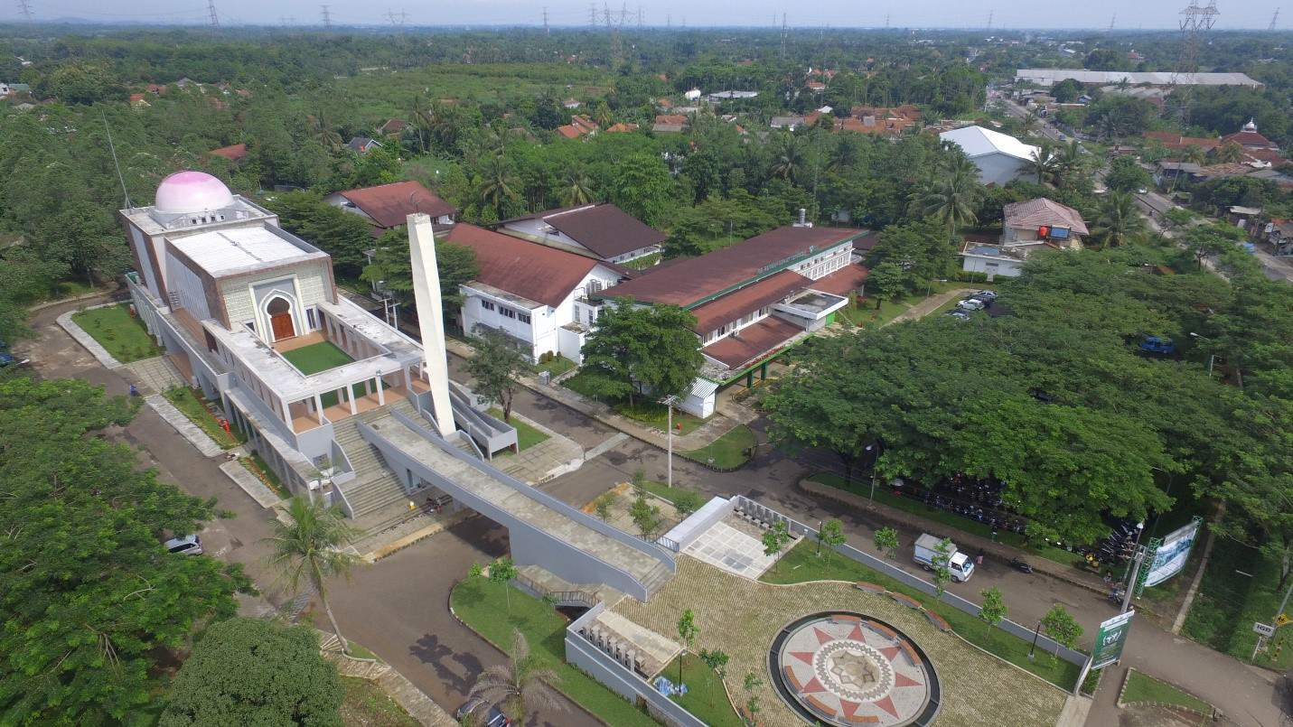 Wakaf Masjid Al Madinah Dompet Dhuafa, Bogor