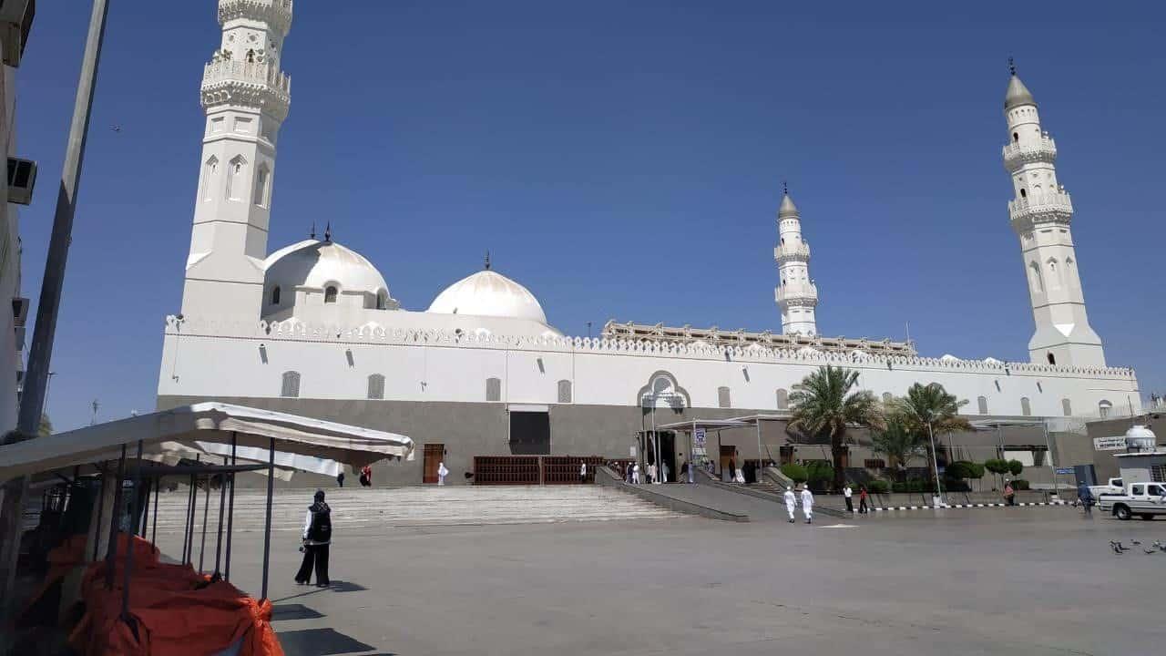 7 Pesona Masjid Wakaf di Dunia