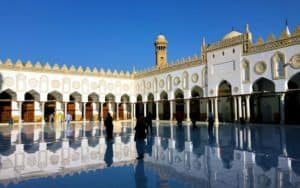 7 Pesona Wakaf Masjid di Dunia