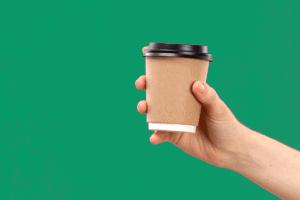 wakaf segelas kopi