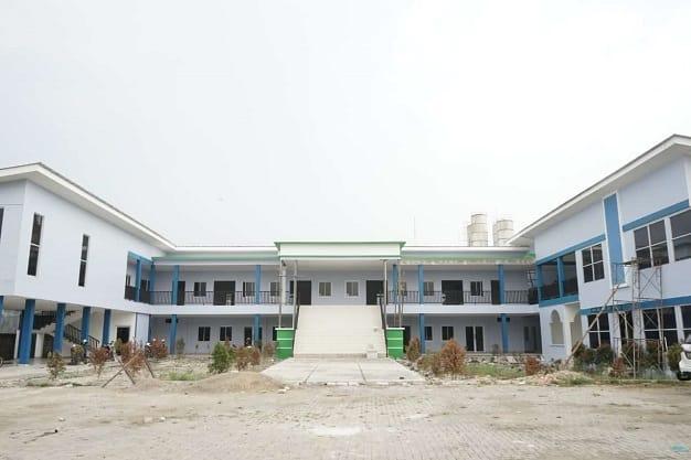 Fungsi Wakaf Khadijah Learning Center - Tabung Wakaf