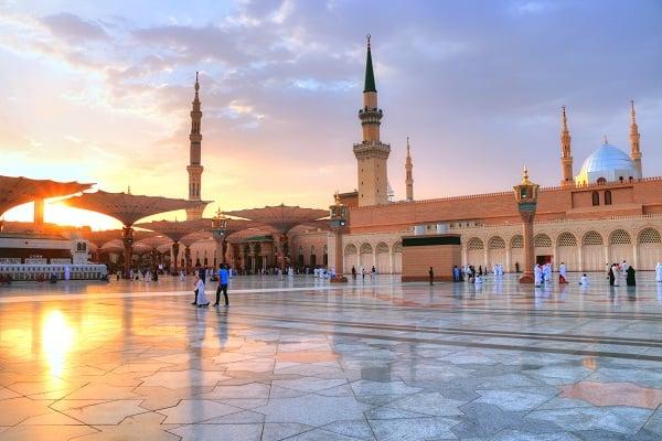 Kisah Rasulullah wakaf tanah untuk bangun Masjid Nabawi - Tabung Wakaf