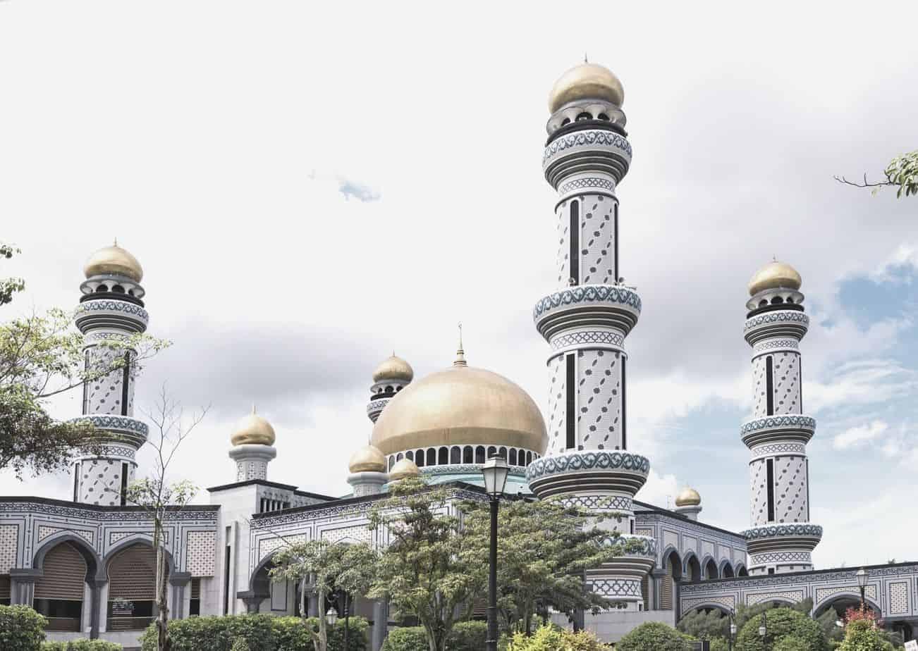 Pembangunan masjid untuk sedekah jariyah