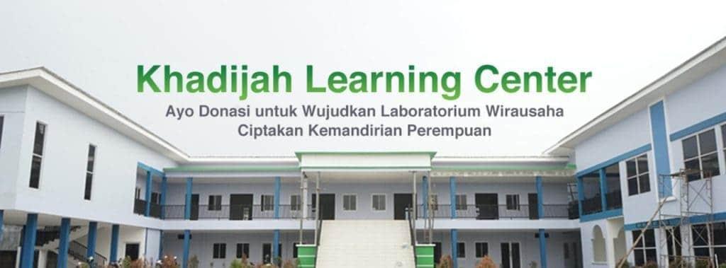 Wakaf bisnis center laboratorium wirausaha untuk perempuan - Tabung Wakaf