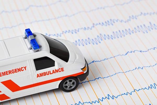 wakaf produktif ambulans untuk pasien covid-19