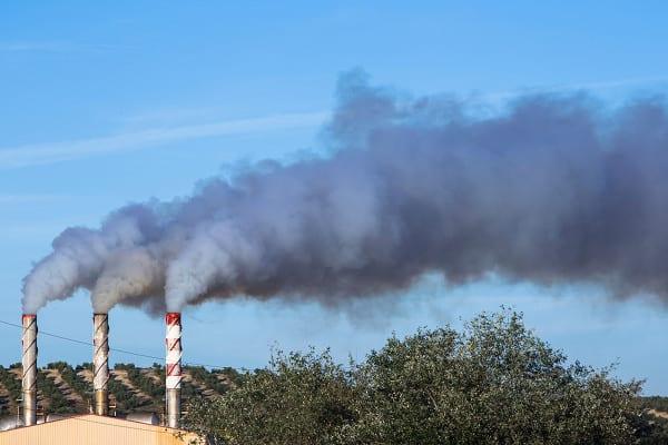 asap dan gas rumah kaca penyebab pemanasan global