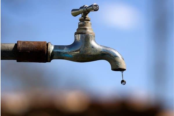 dampak perubahan iklim kualitas air menurun