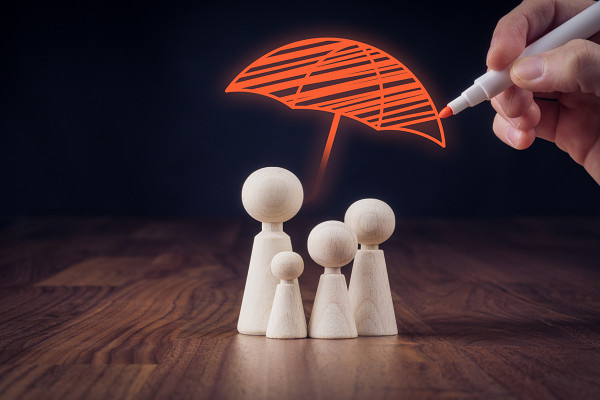 asuransi syariah ikhtiar jangka panjang melindungi keluarga